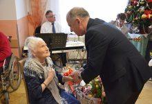 Photo of 102. urodziny – wyjątkowe święto pani Anieli Kądziołki