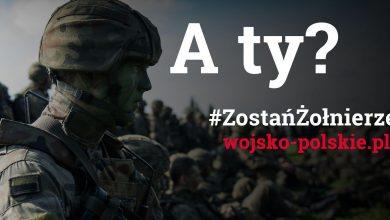 Photo of Zostań Żołnierzem RP – kampania rekrutacyjna