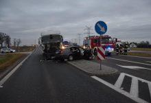 Photo of Groźny wypadek w Wojniczu / 10 stycznia 2020
