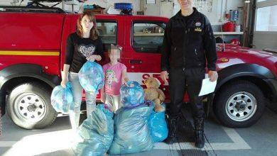 Photo of Misie-Pocieszyciele dla brzeskiej straży i szpitala