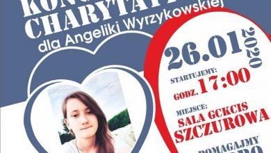 Photo of Koncert Charytatywny dla Angeliki Wyrzykowskiej / 26 stycznia 2020