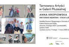 """Photo of Anna Kropiowska – """"Bretońskie wędrówki – stroje ludowe"""""""