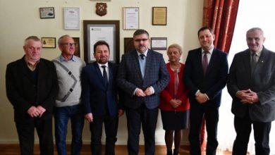 Photo of Bochnia. Spotkanie ze stowarzyszeniem sołtysów