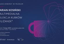 """Photo of Kolekcjonerzy w Muzeum """"Multimedialna kolekcja kubków i filiżanek"""""""