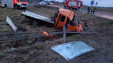 Photo of Niedzieliska. Śmiertelny wypadek na obwodnicy Szczurowej / 30 stycznia 2020 / zdjęcia