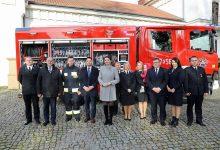 Photo of Nowy wóz strażacki trafił do OSP Górka