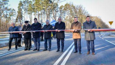 Photo of Gmina Borzęcin ma nową drogę dzięki dofinansowaniu z Funduszu Dróg Samorządowych / zdjęcia