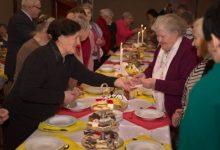Photo of Spotkanie opłatkowe borzęcińskich seniorów