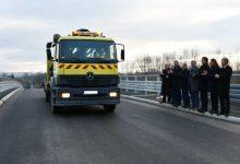 Photo of Uroczyste otwarcie nowego mostu na Stradomce