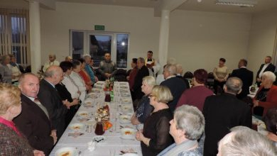 Photo of W Przyborowie świętowali seniorzy