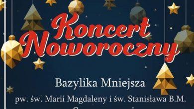 Photo of Koncert noworoczny w Bazylice Mniejszej w Szczepanowie