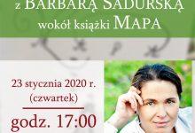 Photo of Spotkanie z Barbarą Sadurską w brzeskiej bibliotece
