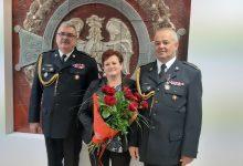 Photo of Brygadier Piotr Strojny Komendant Powiatowy PSP w Brzesku przechodzi na emeryturę