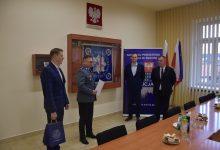 Photo of Asp. szt. Jacek Sobiecki i asp. szt. Bogdan Lekki zakończyli długoletnią służbę w Policji