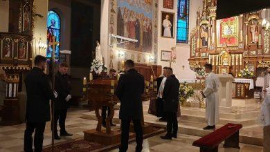 Photo of Bucze. Pożegnanie dyrektora Stanisława Góry