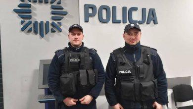 Photo of Policjanci z komisariatu Tarnów-Centrum zapobiegli tragedii