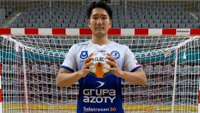 Photo of Shuichi Yoshida zawodnikiem Grupy Azoty Tarnów