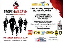 Photo of Tropem wilczym w Zakliczynie 1 marca 2020