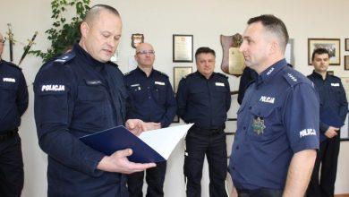 Photo of Uroczyste pożegnanie z policyjnym mundurem