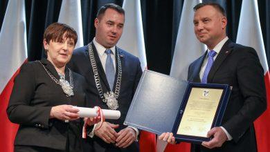 Photo of Zawsze moje serce biło dla Zakliczyna. Andrzej Duda honorowym obywatelem Zakliczyna / zdjęcia