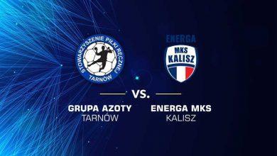 """Photo of Spotkanie z Energą MKS Kalisz kończy serię meczów w Arenie """"Jaskółka"""""""