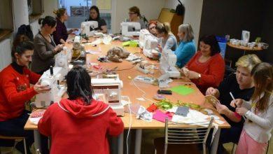 Photo of Warsztaty szycia w Centrum Kultury w Gnojniku / zdjęcia
