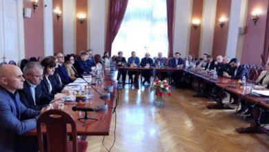 Photo of Bochnia. Posiedzenie Sztabu Kryzysowego