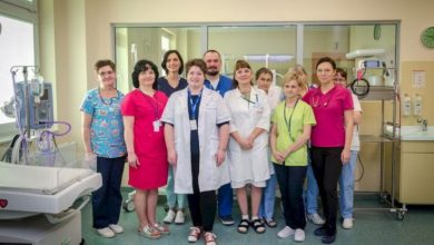 Photo of Bochnia. Szpital bezpieczny dla wcześniaków