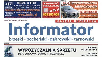 Photo of Elektroniczna edycja Informatora / marzec 2020
