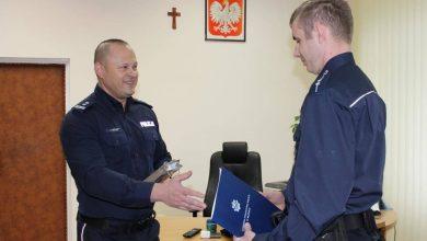 Photo of Kierownikiem Posterunku Policji w Szczurowej został asp. Marcin Adamczyk
