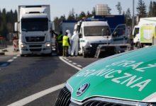 Photo of Kontrola graniczna przedłużona. Kolejne ograniczenia w przekraczaniu granicy RP