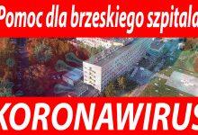 Photo of Koronawirus. Strażacy z Poręby Spytkowskiej organizują zbiórkę dla brzeskiego szpitala