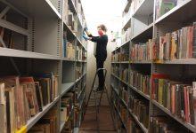 Photo of Biblioteka Powiatowa w Brzesku – za zamkniętymi drzwiami…
