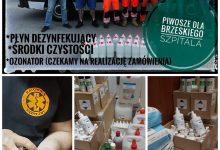 Photo of Kibice OKS ruszyli z pomocą dla szpitala w Brzesku
