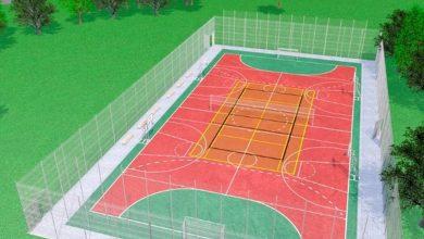 Photo of Umowa na budowę wielofunkcyjnego boiska w Górce podpisana / zdjęcia