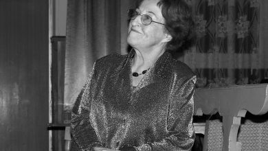 Photo of Odeszła śp. Janina Kalicińska – wybitna choreograf, przez wiele lat związana z zespołem Krakowiacy Ziemi Brzeskiej