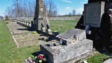 Photo of Wojenne nekropolie do odnowy w Borzęcinie i w Bielczy