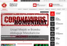 Photo of Strona brzesko.pl w nowej odsłonie