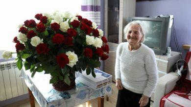 Photo of Szczurowa / 100. urodziny Pani Genowefy Krupy