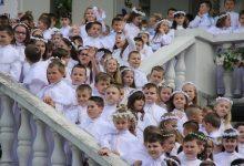 Photo of Znamy terminy uroczystości Pierwszej Komunii w Powiecie Brzeskim