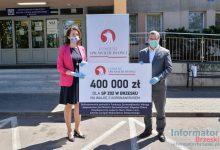Photo of 400 tysięcy złotych z Funduszu Sprawiedliwości trafiło do Szpitala Powiatowego w Brzesku / zdjęcia