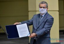 Photo of Grupa Azoty S.A. przekazała prawie 400 tys. zł dla szpitala w Brzesku