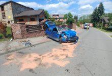 Photo of Wypadek na ul. Podgórskiej w Jadownikach / zdjęcia / 19 maja 2020 r.