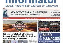 Photo of Majowy numer Informatora – ponownie w wersji papierowej!