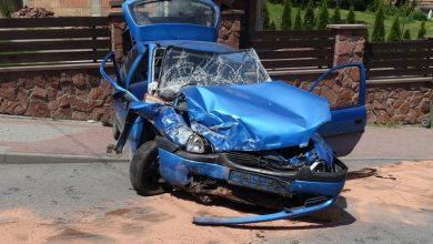 Photo of Kierowca od wpływem narkotyków spowodował wypadek w Jadownikach / 19 maja 2020 r.