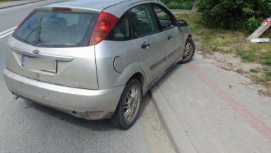 Photo of Szczurowa / Miał 3 promile i jechał samochodem. Na łuku drogi uderzył w słupek / 13 maja 2020 r.