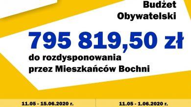 Photo of W poniedziałek rusza nabór do szóstej edycji BO Bochni