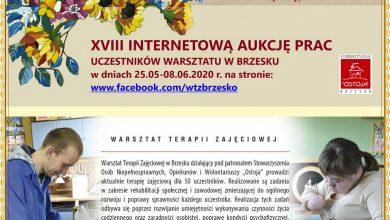 Photo of Internetowa Aukcja Prac WTZ Brzesko