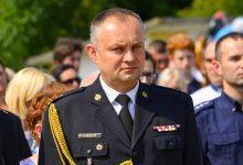 Photo of Brygadier Piotr Słowiak nowym Komendantem Powiatowym PSP w Brzesku