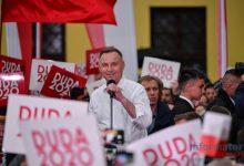 Photo of Kampania wyborcza. Wizyta Prezydenta Andrzeja Dudy w Tarnowie / 22 czerwca 2020 r.